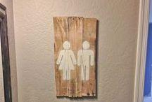 Bathroom dreamland / by Ashley Conn