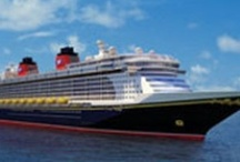 Disney Cruise Line / The Disney Cruise Line offers something for almost every traveler! The cruises offer fun for families and those without children alike. And when you book a Disney Cruise with Pixie and Pirate Destinations, you automatically receive extra onboard credit! / by Amanda White - Pixie and Pirate Destinations, LLC