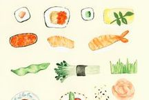food / cook / by kurukuku _