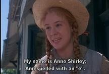 """Anne con una """"e"""" ! / by Malú Zárate"""
