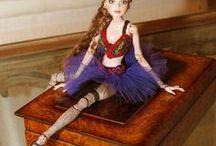 doll--- bjd / by Michele Tibbetts