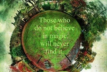 """Magic / """"Beyond the range of ordinary knowledge or understanding; mysterious."""" / by :**:Fairy Princess Lolly:**:"""