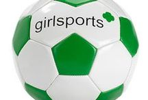 Girlsports / Get outside and get moving! Girlsports gear is designed to help you reach the next level no matter what outdoor activities you enjoy most! / by GirlScoutsWW Store