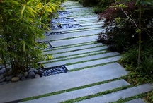 Paving Pattern / The ground plane, textured, patterned, artful and useful. / by John Howard
