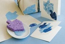 Sponges / Stuff to make with sponges / by The Craft Train