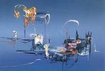 Art ❤️ / Mes Tableaux et Artistes : j'aime...   / by Gersende S