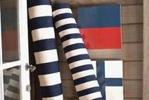 Nautical Home Decor / Please respect the topic of the board  / by Gabrielle B.H.