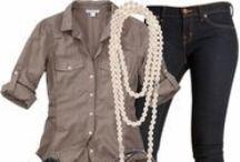 Fashion - My Style / by Alisha Alvey