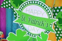 Holidays - Saint Patrick's Day / by Alisha Alvey
