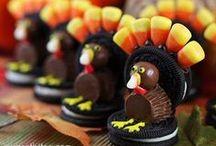 Holidays - Thanksgiving  / by Alisha Alvey
