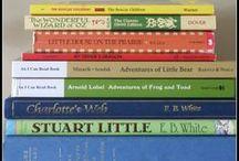 books to read / by Alisha Alvey