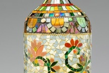 mosaic and pewter / by Retha Venter