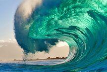 Green Sirena / Oceany. All ways. Always.  / by Suzy Blake