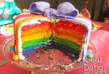 Rainbow Party Ideas / by Katrina Schmidt