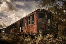 Abandoned / by Michael Parkey
