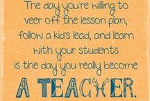 We love teachers / Because we can - and teachers are fun people - here are a few pins from boards we follow on Pinterest. / by IRC @ Ashland University Library