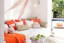 Bedroom ideas / by Katrina Schmidt