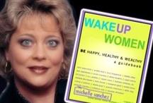 "Be Happy Healthy Wealthy Now! / Be Happy Healthy Wealthy Now! Coaching ~ Michelle Sanchez ~ Entrepreneur, Speaker, Trainer, Natural Health Coach/Consultant, Sales & Marketing Coach/Consultant, Direct Selling/Network Marketing Coach/Trainer and Bestselling Author of ""Wake Up Women: Be Happy Healthy & Wealthy"" http://www.BeHappyHealthyWealthyNow.com / by Michelle Sanchez"