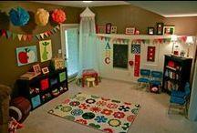 Kids Play Room / by Rachel Hurd