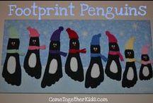 Winter crafts for kids / by Katrina Schmidt