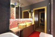 bathrooms / by Finchstudio