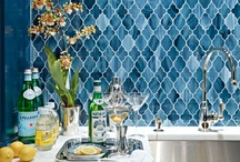 Backsplashes, Walls / by Country Floors