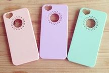 iPhone Cases / by Chelsey Moore