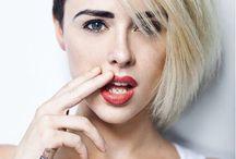 hair + makeup / by Hannah Johnson