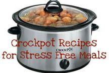 Crock Pot Cookin' / by April Carrio