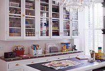 Dream Craft Rooms ♥ Storage / Dream Craft Rooms ♥ Storage / by Michelle Sanchez