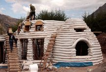 eco home/earthship / by pat papandreopoulos
