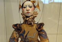 Art Doll Sculpture / by Rosa de Vaux