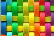 Crazy for Color / Brights, Neons, Pastels and everything in-between.  / by Crazy 8