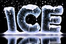 Ice Sculptures / LOVE ice sculptures! How talented you have to be to do this! / by Diane Thayer