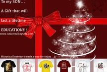 Christmas by Universal Key Tees / How intellectual  are you this Christmas.   Universal Key Hoodies and shirts are for those who want to empower others all year round. www.universalkeytees.com  / by Uni Versal