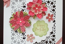 Created by Georgina Ford / by Craftwork Cards