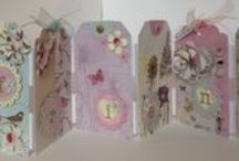 Tag Pads / by Craftwork Cards