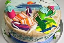 beach / by All About Fondant (and others)