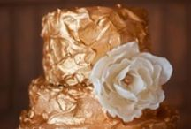 color: gold / by All About Fondant (and others)