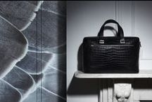 "Travel Bags / ""It is better to travel, than to arrive"" / by Alfred Dunhill"