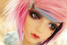 BJD dolls / Ball jointed dolls  / by Elle Elle