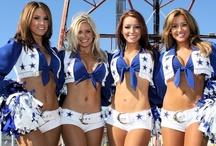NFL Cheerleaders / by Gary F.