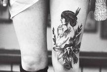 〈 INKED SOULS 〉 / by Cristina Viscu