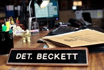 Castle / The best tv show ever / by Sarah