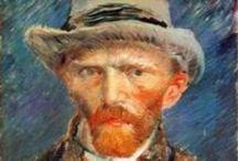 Vincent van Gogh / Persoonsgegevens Volledige naamVincent Willem van Gogh Geboren30 maart 1853 Zundert Vlag van Nederland Nederland Overleden29 juli 1890 Auvers-sur-Oise Vlag van Frankrijk Frankrijk Beroep(en)Kunstschilder Oriënterende gegevens Stijl(en)Postimpressionisme Bekende werkenZonnebloemen De aardappeleters Slaapkamer te Arles / by Ben