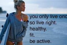 health & fitness / by Taylor Zito