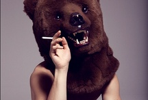 Bear's Perfume / The rule about bears is their unpredictability / by Francesco Thierry