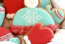 Holiday Cookie Recipes / by Go Bold With Butter Blog