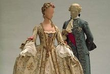 ~18th C. Fashion~ / Historical Fashion / by Sue Schumacher