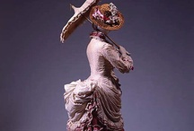 ~Mid to Late Victorian Fashion~ 1860-1901 / by Sue Schumacher